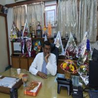 IC Director Dr. Vineet Mishra